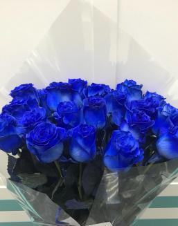 blue roses | Roses to mother,to fiancee flowers