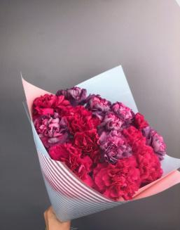 Cloud of carnations | Roses,carnations to mother