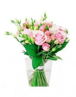 Pink dream | Delivery and order flowers in Kostanay