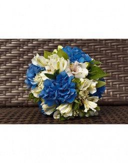 Heavenly azure | Delivery and order flowers in Kostanay