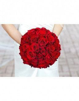 Ruby fairy tale | Roses to mother,to fiancee flowers