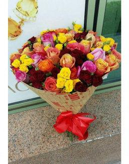 Sunny garden | Delivery and order flowers in Kostanay