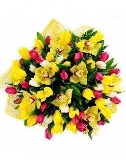 Pattern of summer | Delivery and order flowers in Kostanay